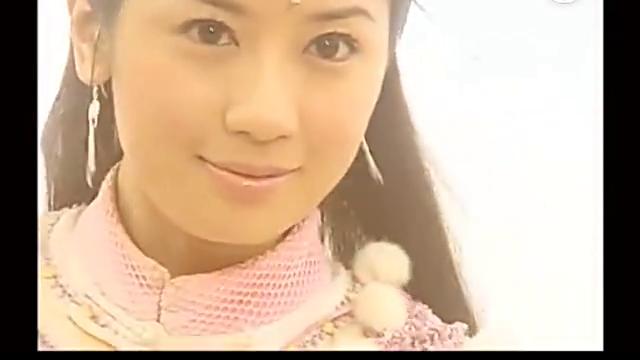 贾静雯曾出演的古装,少年时的女神!现在仍然美丽!