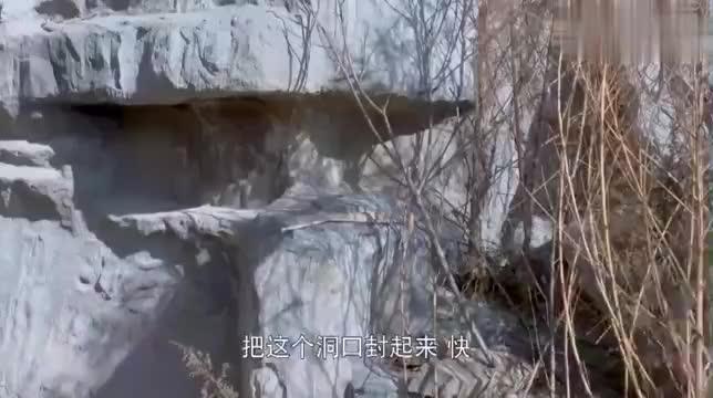 鬼子军队找到寻粮处,怎料顶级神枪手黄雀在后,百发百中全歼鬼子