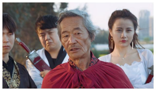 陈翔六点半的妹爷,天龙八部中也有他,以前还真没认出来