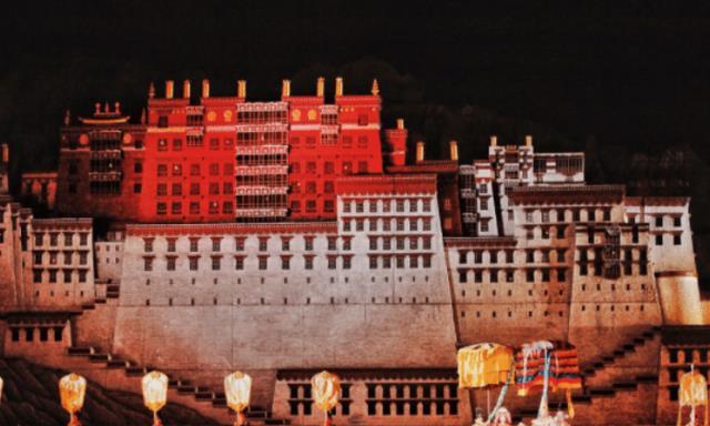 西藏布达拉宫的三个传说仍未解开,游客:太棒了