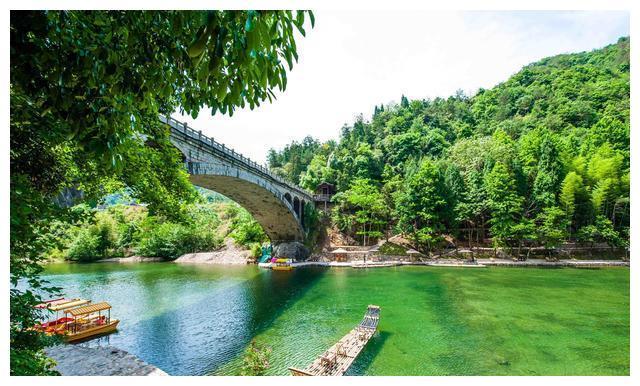 """""""中国第一水""""温州楠溪江一日游攻略,有哪些地方是值得去的呢?"""