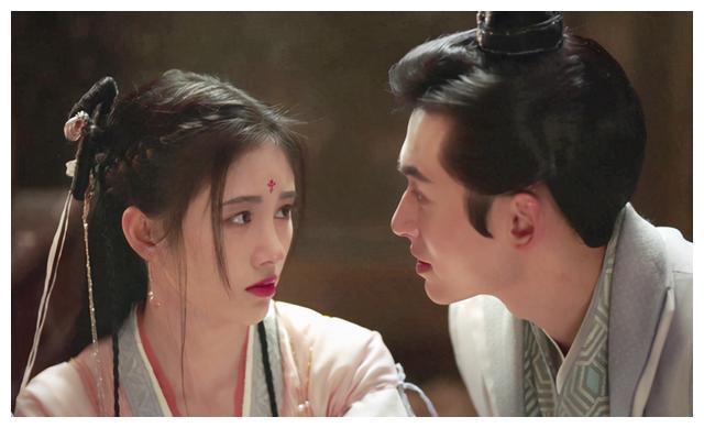 又一古装剧未播先火,女主安悦溪很养眼,男主还来自《如意芳霏》