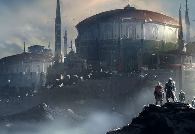 插图:在游戏中,玩者可以体验各种不同的人生旅程或奇幻历程