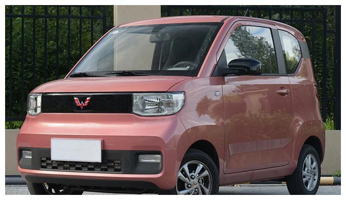 新款五菱宏光MINI EV配置曝光 或上调售价,有望上半年上市