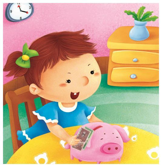 """当孩子说""""妈妈,给我点零花钱"""",你的做法影响他一生的幸福"""