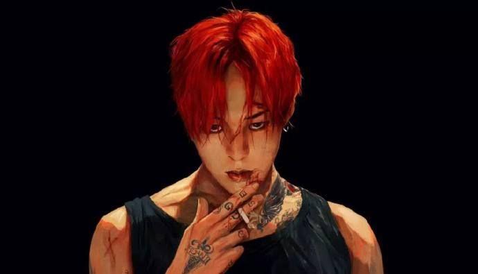 Bigbang权志龙:一个自带光环的男子