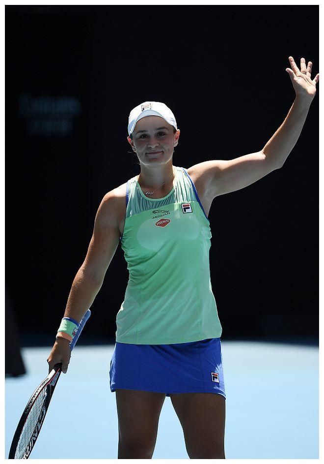 澳网女单No.1送双蛋血洗 普娃47分钟速胜进次轮