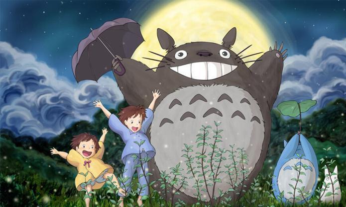 龙猫:与鬼怪小精灵的清凉一夏,你值得拥有!