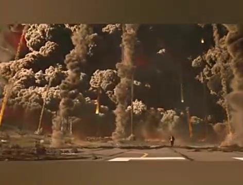 电影《2012》,世界末日,人类只能自救