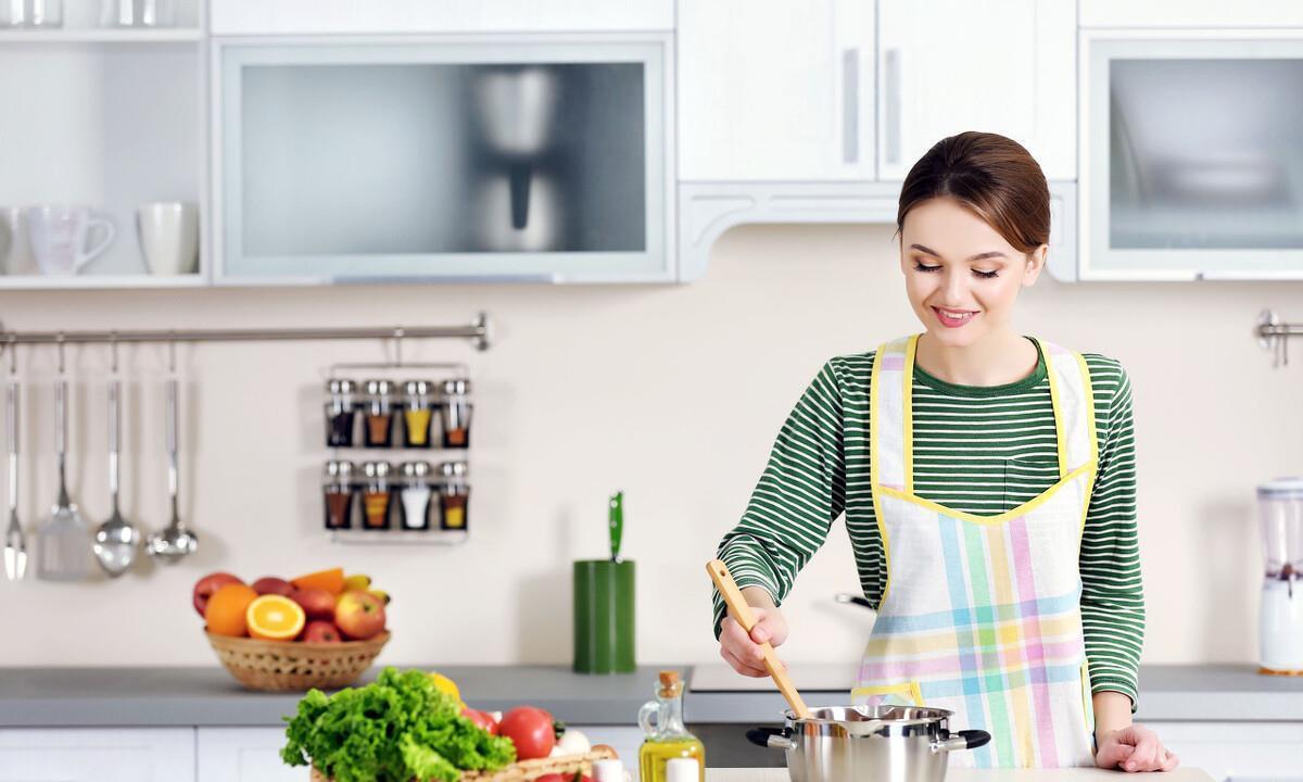厨房4个收纳小技巧,让厨房干净又整洁