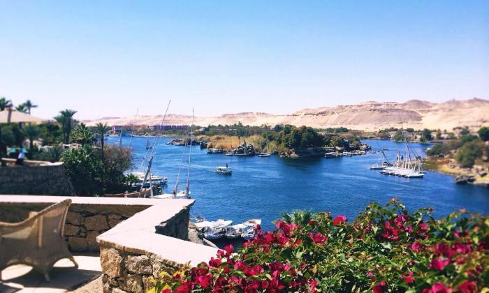 埃及阿斯旺,沙漠世界的帆船之旅,不一样的浪漫真吸引人
