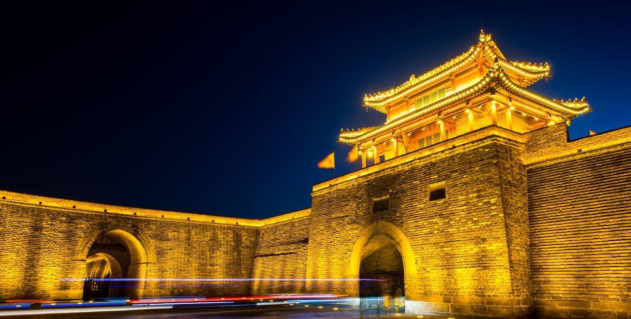 兴城古城是中国十佳古城
