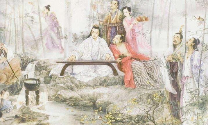 魏晋女子婚恋观:透过《世说新语》,看魏晋女子如何寻找精神自由