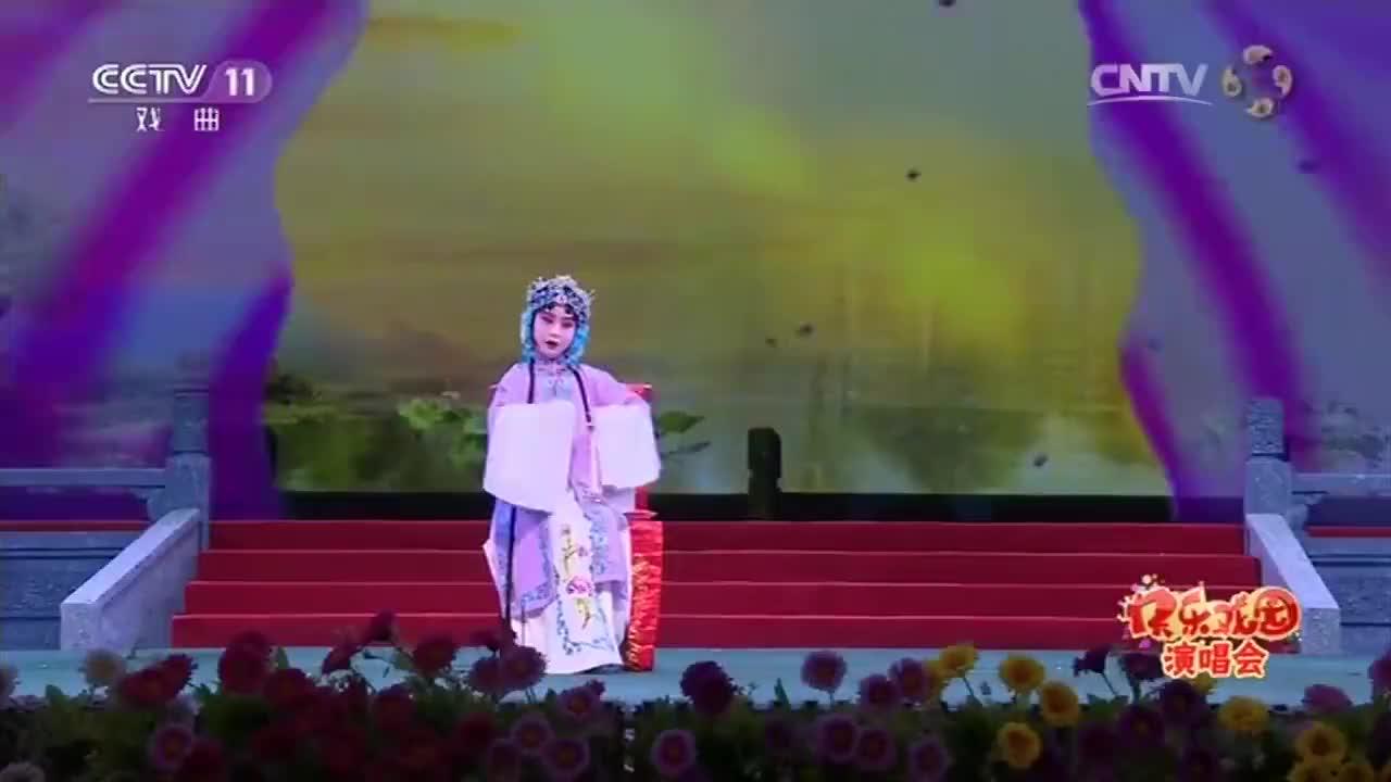京剧凤还巢选段7岁小戏骨唱的太好了听完还想听