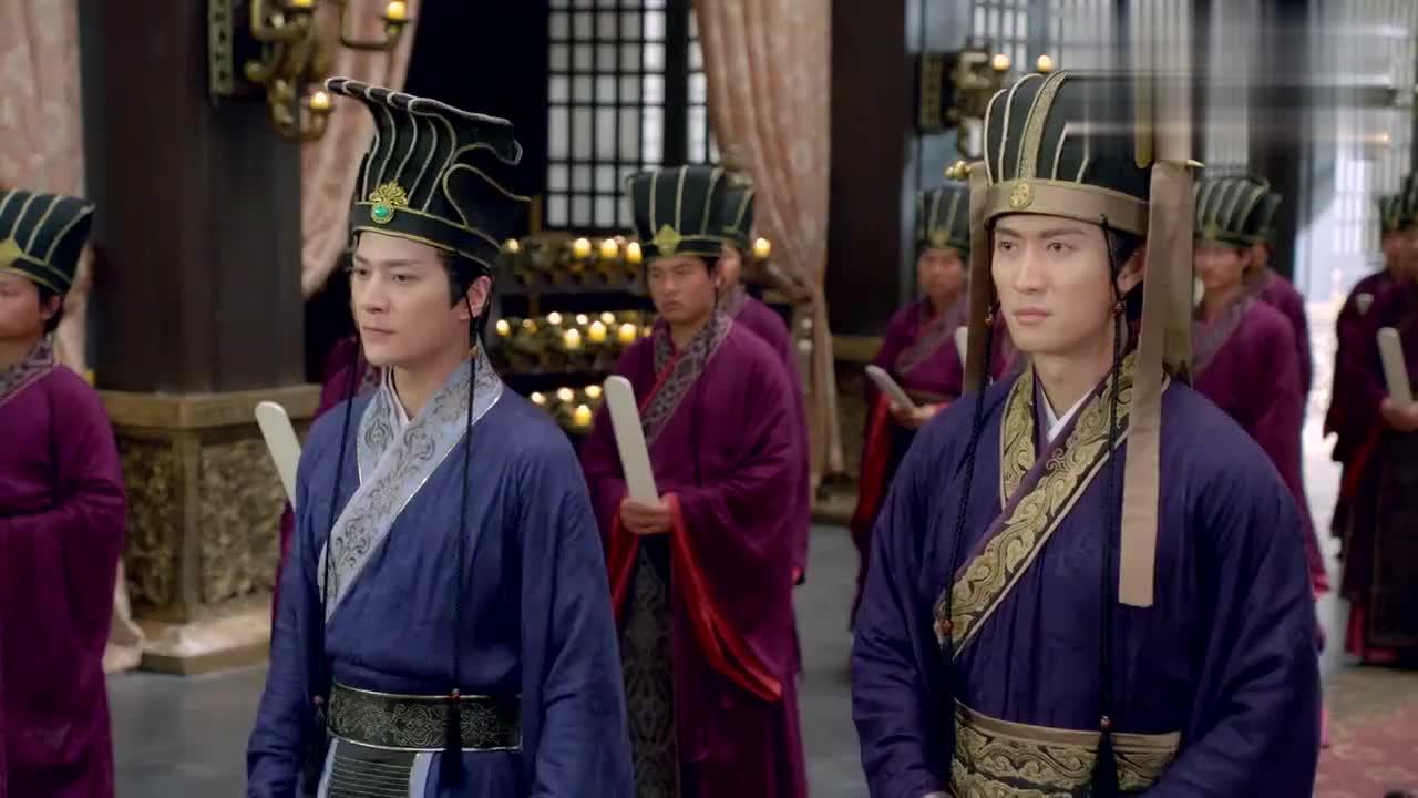 皇帝得知自己时日无多,居然将儿子送往异乡,将皇位传给他的弟弟