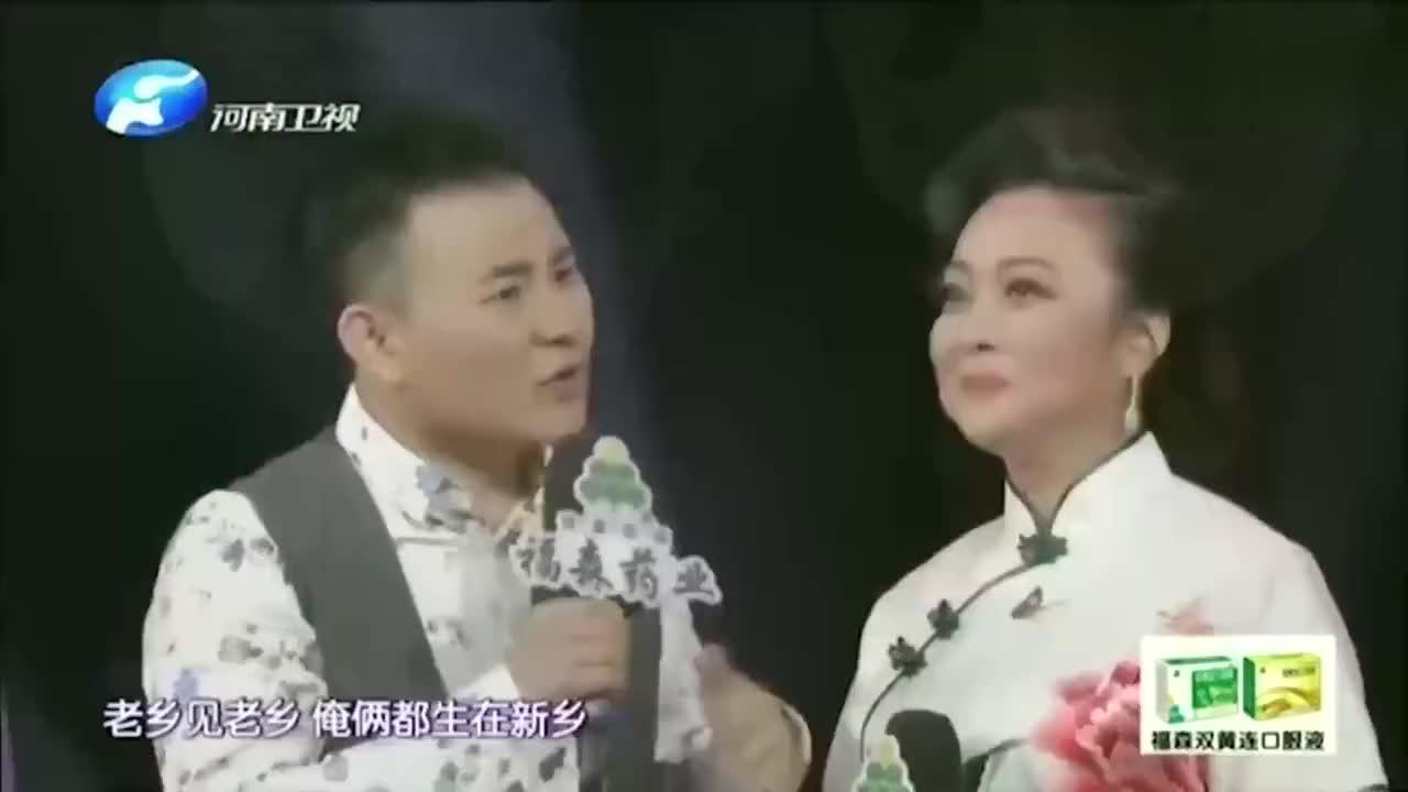梨园春:张晓英和红丽一起同台不料各种被嫌弃,没想到区别那么大