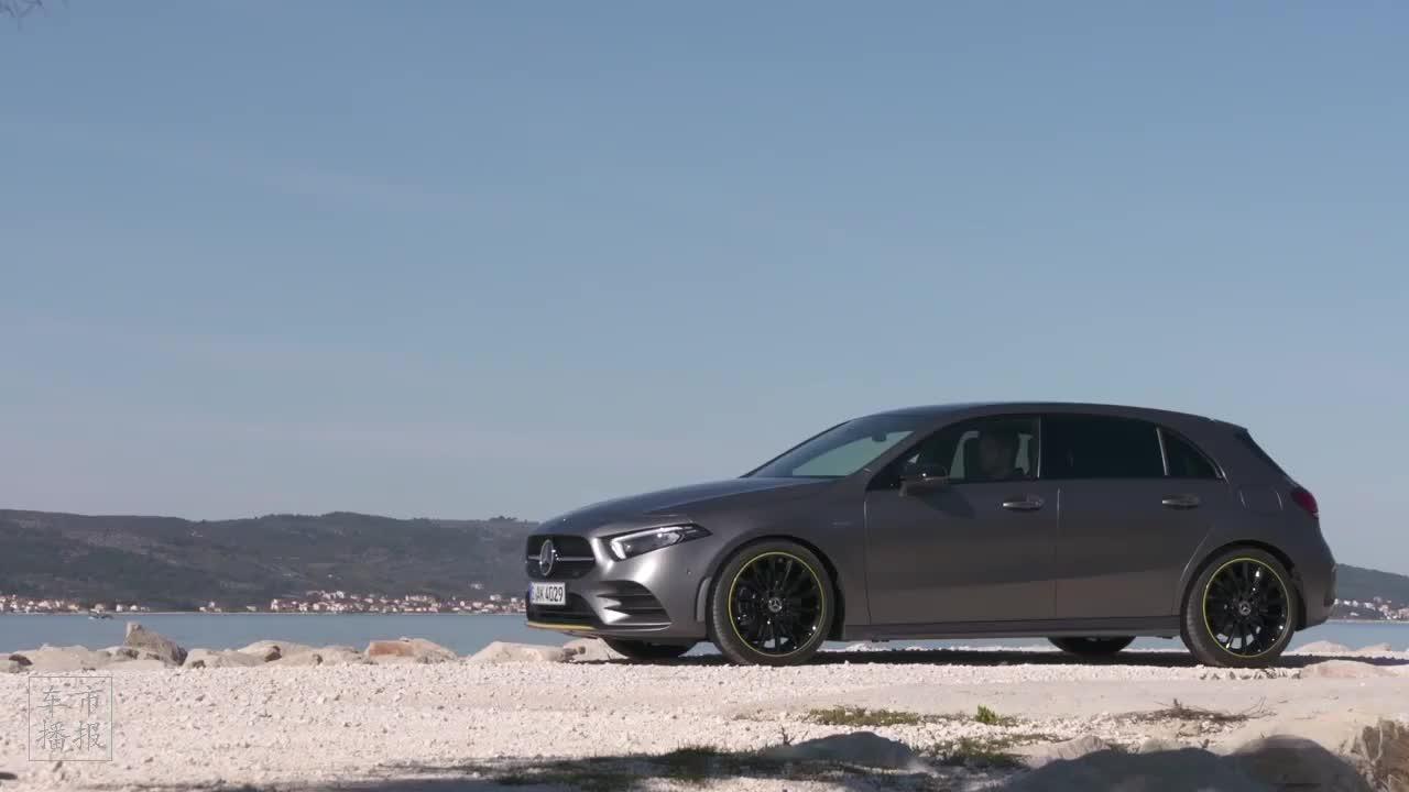 2019款 奔驰 A250 Edition 动态展示