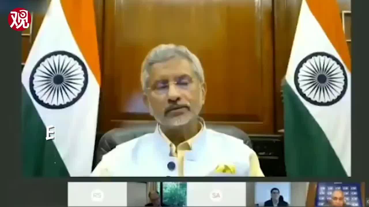 """秒怂!印度外长称释迦牟尼是""""印度人"""",被尼泊尔反驳后迅速改口"""