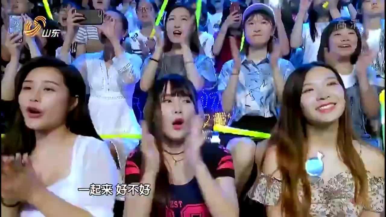 超强音浪:林晓峰郑伊健合唱:友情岁月,这歌满满的回忆啊