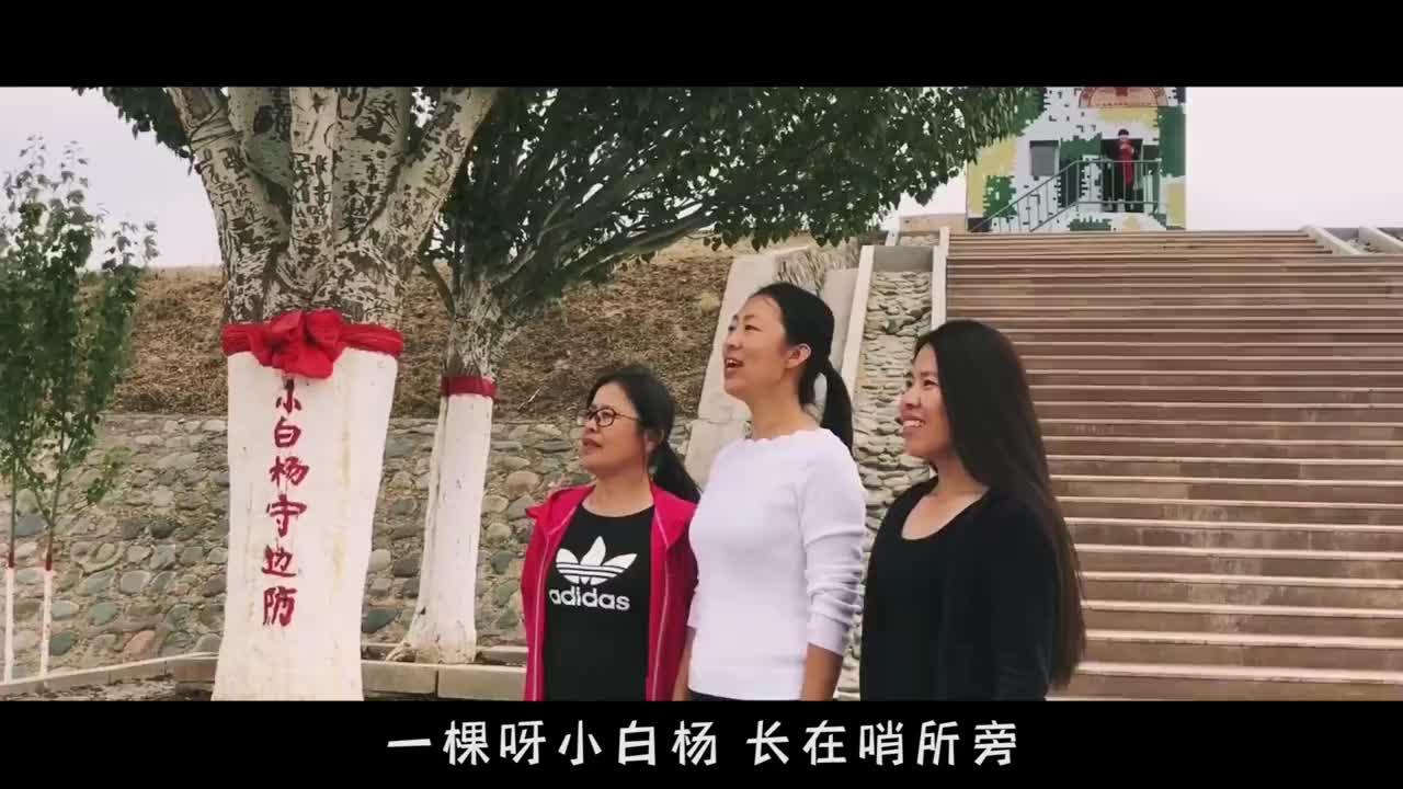 阎维文《小白杨》铿锵有力,唱出坚强不屈白杨精神,一代人的回忆