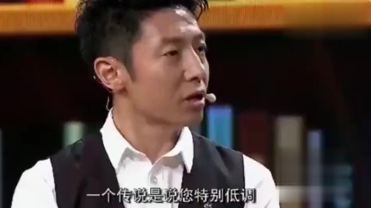撒贝宁问王传福:食堂大妈扫地,让正在吃饭董事长抬脚,是真的吗
