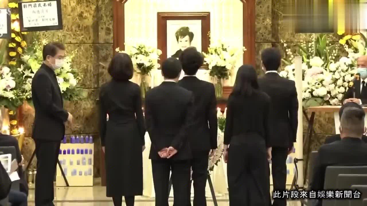 梁淑庄追思会,汪明荃分享与故友相处点滴