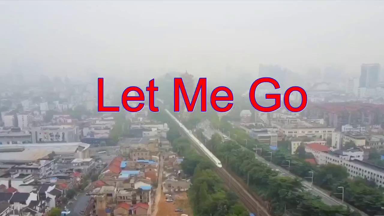 分享一首《Let Me Go》,太催泪了,越听越醉!
