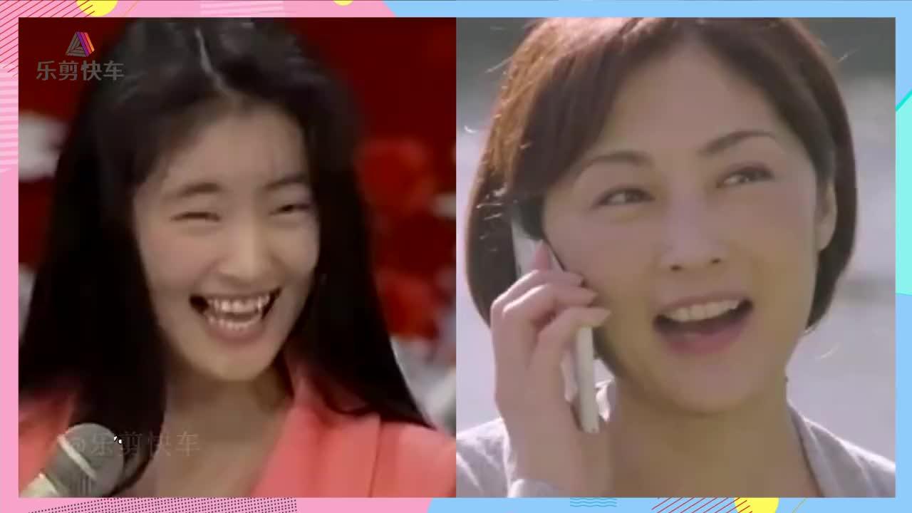 岛国女星今昔PK,工藤静香老了宫泽理惠老了,而她40像20岁样美