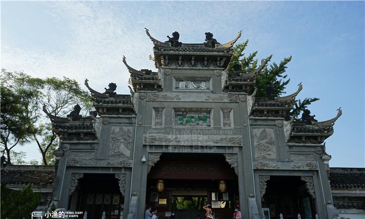 """湖北汉江边的古建筑群,藏着悠悠古韵和最美秋色,""""十一""""也免费"""