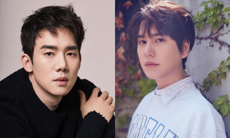 SJ成员曺圭贤10月秋季新曲发布,柳演锡担任MV主角