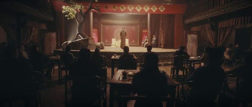 罪恶消亡史:当红花旦离奇死在戏台上,明眼看着像是自缢身亡