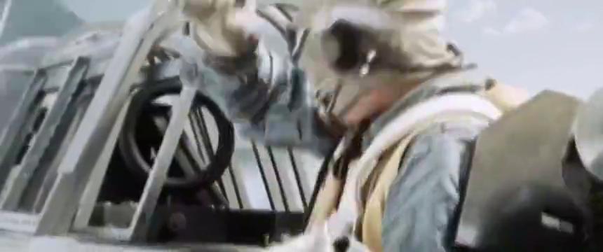 第二段:强强对决,空战飞行员坠机看他们怎么自救!