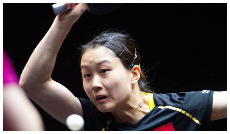喜讯!国乒NO.100爆大冷,掀翻世界第23,韩国美女崩盘