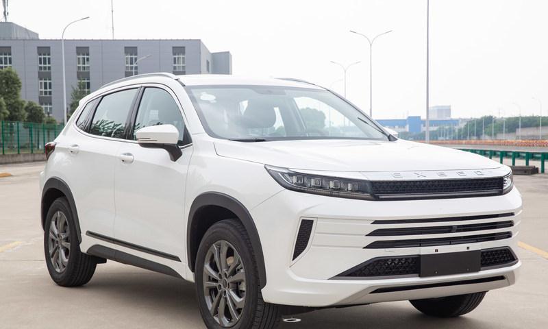 星途LX 1.5T新车型到店 将于7月15日上市