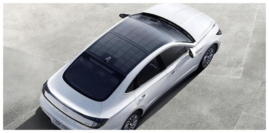 新能源电池蓄电低,为何不装太阳能板?专家:赔本的买卖咱不干