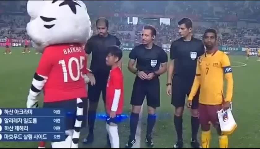 世预赛:韩国8-0斯里兰卡,孙兴慜2球金信煜大四喜!