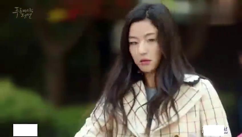 美人鱼街头发传单被骂,李敏镐看不过教训他
