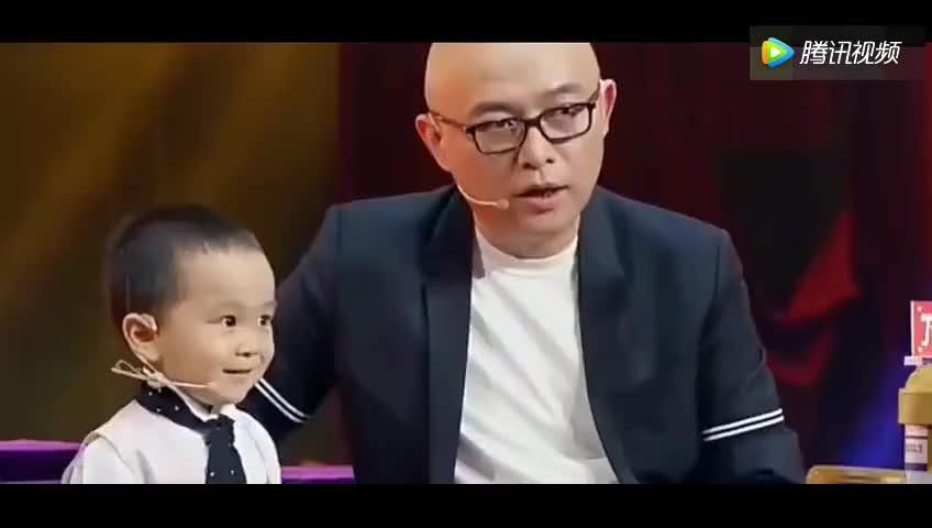 3岁神童王恒屹再次登台,谢依霖孟非步步紧逼,这孩子太神了