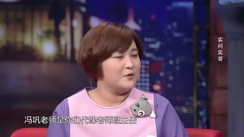 瞿颖忽悠贾玲吃胖,超模瘦了贾玲没瘦,大学期间的恋爱史!