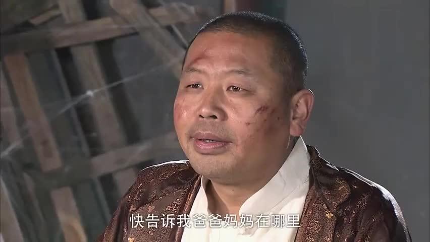 天涯赤子心:吴磊小时候也是演技派,面对坏人威胁,他还挺聪明
