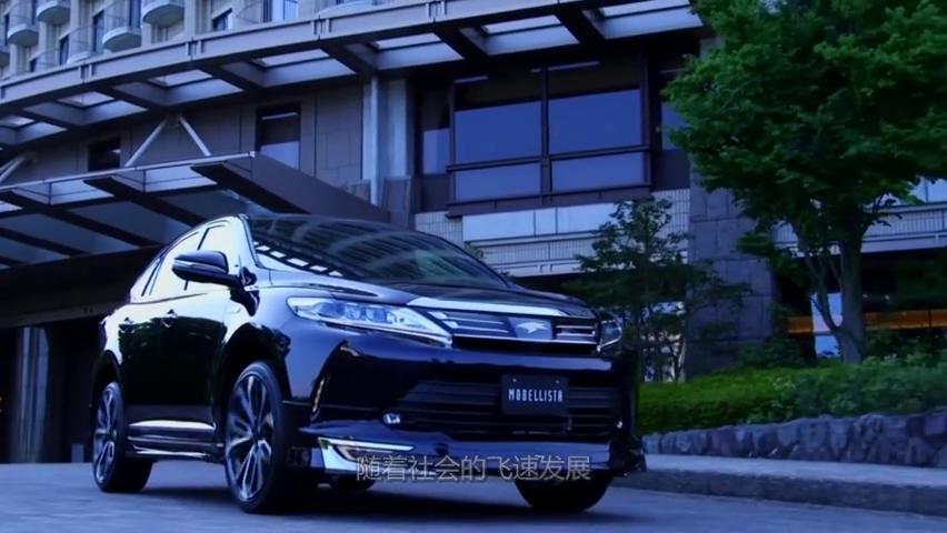 视频:丰田终于发狠了!全新SUV比卡宴还帅,配四驱,仅18万稳压途观