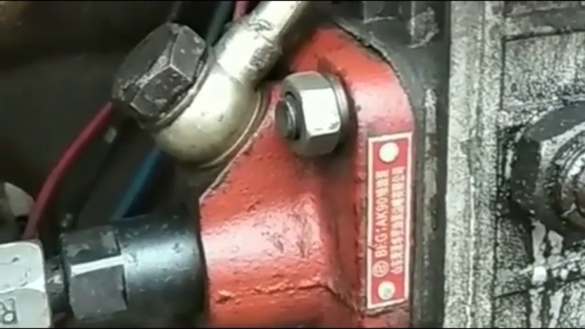 柴油车不供油,换个新柴油泵还是打不着车,大神们快来指点一下吧