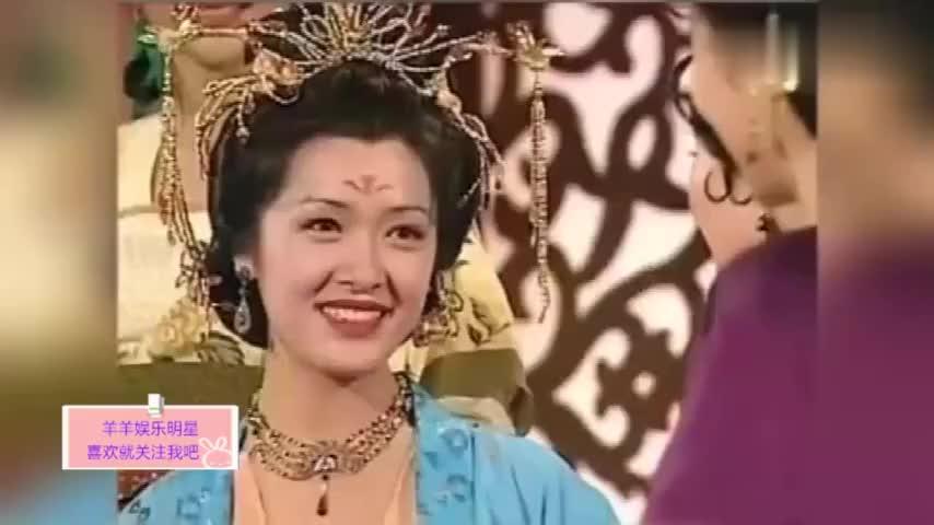 43岁向海岚近照曝光饰演过杨贵妃气质好颜值高