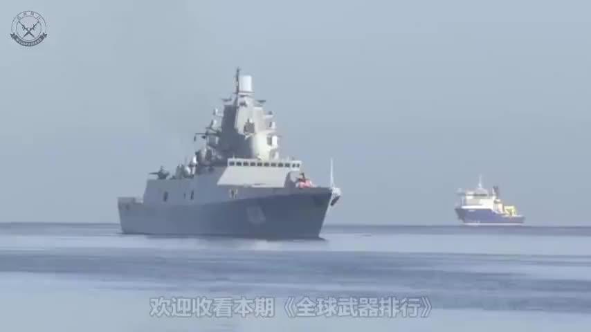 """一艘军舰直奔美后院,俄军将""""自由航行""""发挥到极致,美军惹急了"""