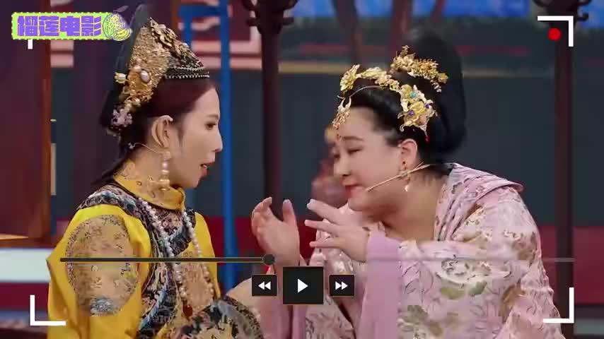 王牌对王牌:贾玲实力模仿蔡少芬的普通话,笑料百出,观众笑趴了
