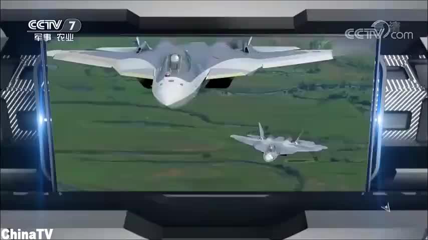 美国的心腹大患!T-50变身苏-57,美俄五代机空中对垒谁胜出?