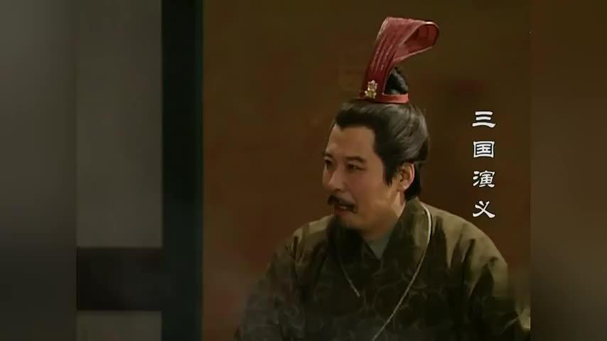 刘备要攻打马超,张飞前来请战,各种拍马屁