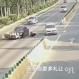 白色小汽车技术高超