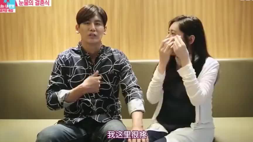 秋瓷炫讲述生病过程于晓光爸爸听了偷偷抹泪