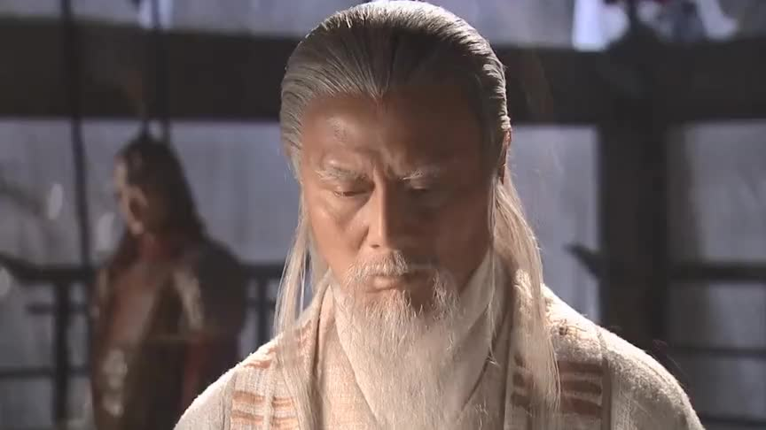 将军战死准备去地府报道,谁料途中姜子牙突然现身,直接将他封神